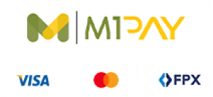 M1 Pay, VISA, Mastercard, FPX
